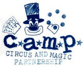 Circus and Magic Partnership logo