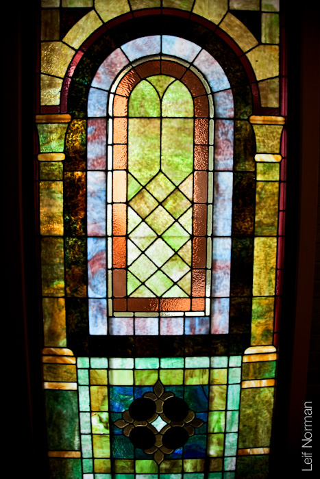 Canadian Artist Stained Glass Space