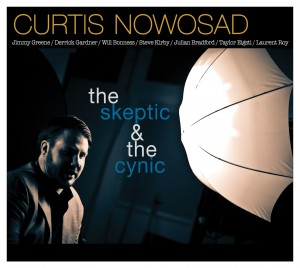Curtis Nowosad CD design by Leif Norman