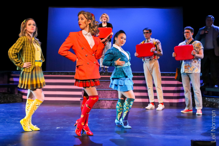 """Heathers, The Musical"" Winnipeg Studio Theatre, March 31 ..."